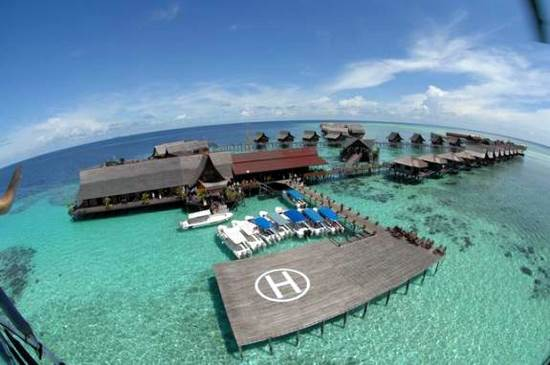 - Kapalai dive resort price ...