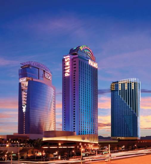 世界で2番目に高いホテル パルム カジノ リゾートホテル