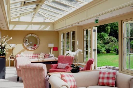 イギリスのロマンティックホテル オールドリクトリー