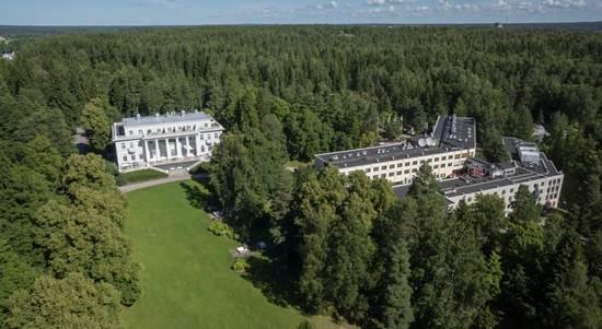 フィンランド 最高級ホテル ホテル ハイッコ マナー & スパ