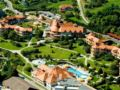 Kolping Hotel Spa & Family Resort - Hévíz ヒビツ - Hungary ハンガリーのホテル